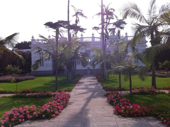 Casa Pedro de Osma. Barranco