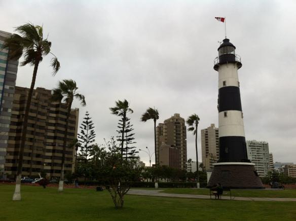Malecón. Miraflores.