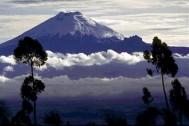 Cotopaxi. Fotografía de Gabriel Altman